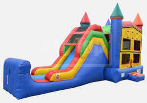 combo bounce house rental cape coral